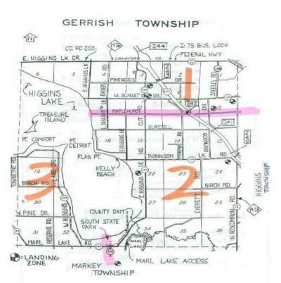 GAPS MAP