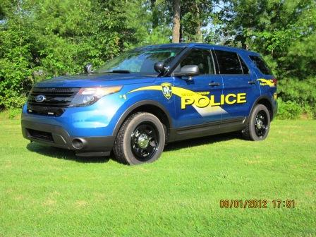 2013 ford SUV AWD Police Interceptor